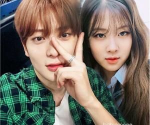 rose, jaehyun, and blackpink image