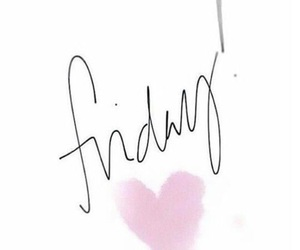 friday, quotes, and heart image