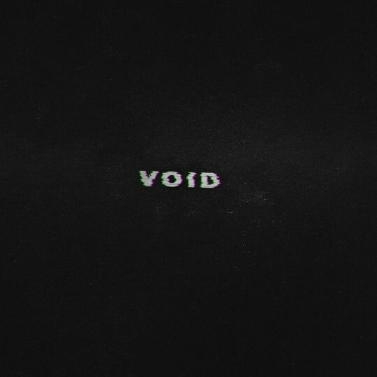 void, aesthetic, and black image