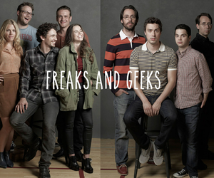 freaks and geeks, 90s, and series image