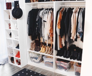 fall, fashion, and closet image