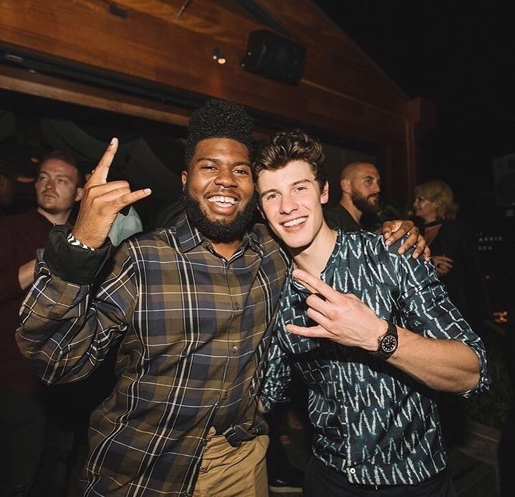 khalid, shawn mendes, and shawn image