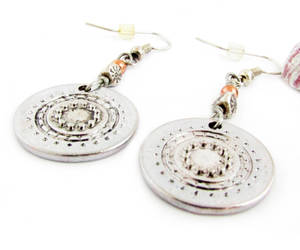 etsy, hippie earrings, and drop earrings image