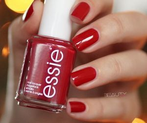 cosmetics, elegance, and nail polish image