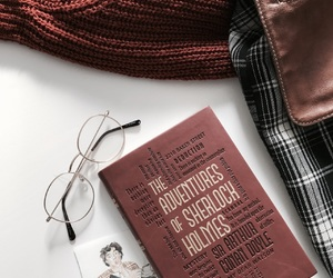 aesthetic, holmes, and vintage image