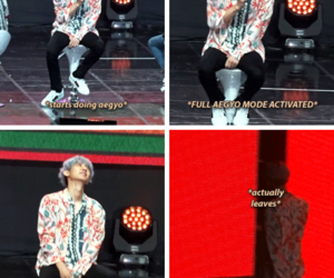 exo, park chanyeol, and exo funny image