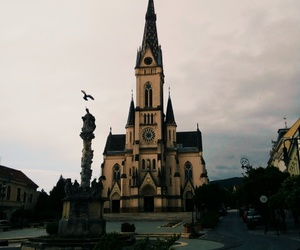 architecture, sky, and gotik image