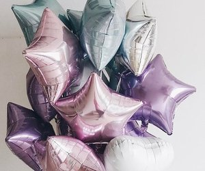 balloons, party, and inspiration image