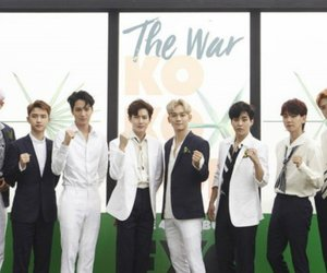 8, exo, and the war image