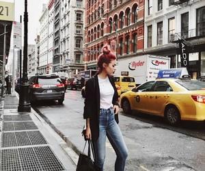 fashion, luannaperez, and style image
