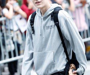 cute boy, honeymoon, and bap image