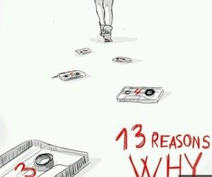 13 reasons why, hannah, and series image