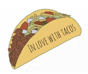 food, tacos, and 😂 image
