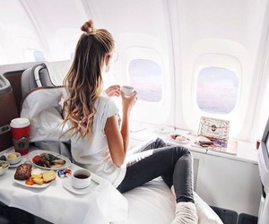 travel, luxury, and coffee image