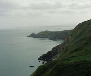 cliffs, dublin, and ireland image