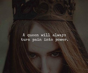 power, Queen, and pain image