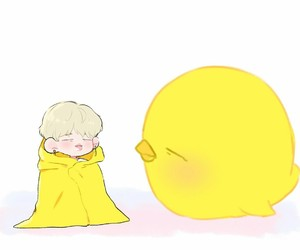 bts, jimin, and serendipity image