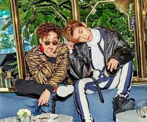 i.m, monsta x, and jooheon image