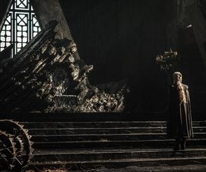 dragon, mother of dragons, and dragonstone image