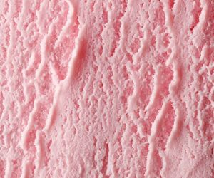 pink, ice cream, and wallpaper image