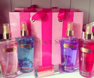 love spell, sheer love, and victoria secret image