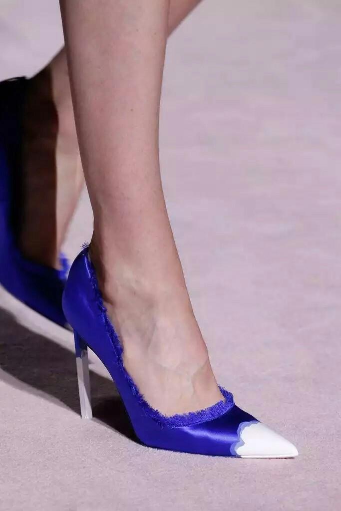 belleza, zapatos, and pasarela image