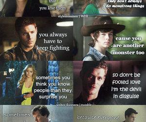 dark, Jensen Ackles, and supernatural image