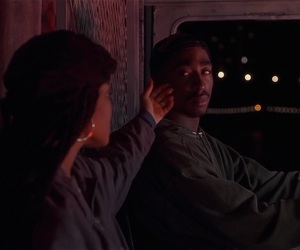 poetic justice, janet jackson, and tupac image