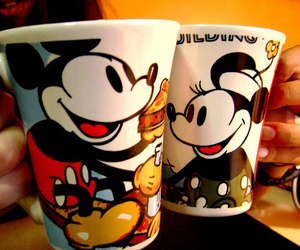 cup, coloursplosion, and disney image