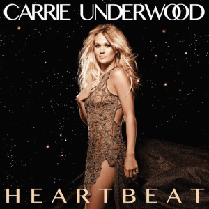 heartbeat, carrie underwood, and storyteller image