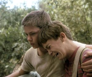 cry, stand by me, and Stephen King image