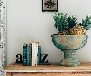 bookends, country living, and home decor image