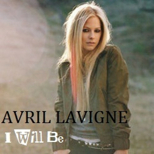 Avril Lavigne and i will be image