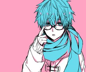 anime, kuroko, and boy image