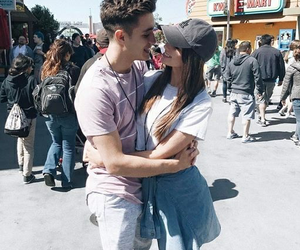 jess conte, couple, and goals image