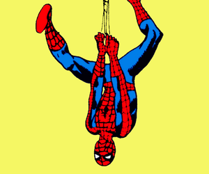 Marvel, reblog, and spiderman image