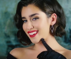 beautiful, girl, and lauren jauregui image