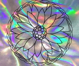 art, indie, and mandalas image