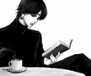 manga, anime, and lucifer dragneel image