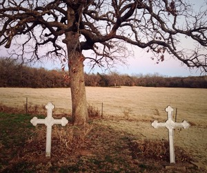 cross, southern gothic, and Walker image