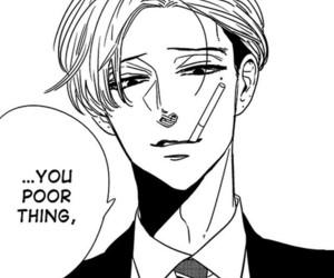 manga and boy image