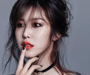 k-pop, secret, and hana image