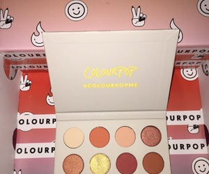 yes please, eyeshadow palette, and colourpop image