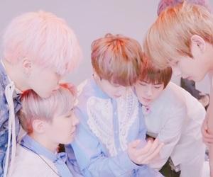 bts, pink, and jungkook image