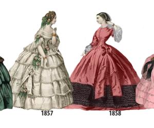 fashion time line image