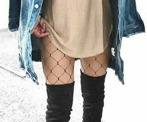 mode, style, and boots image