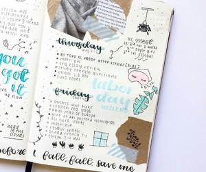 inspiration, motivation, and planner image