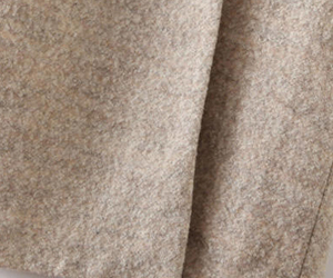 woolen coat, dry cleaning, and stain removal image
