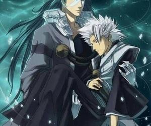 hitsugaya, toshiro, and hyourinmaru image