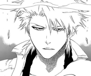 bleach, toshiro, and anime image